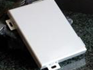 静电喷涂铝单板