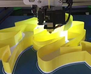3D打印字